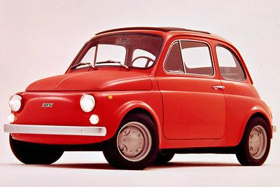 1972-1975 Fiat 500 R