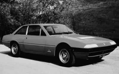 1972 Ferrari 365 GT4 2+2