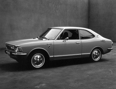 1972 Toyota Corolla 1600 Fastback