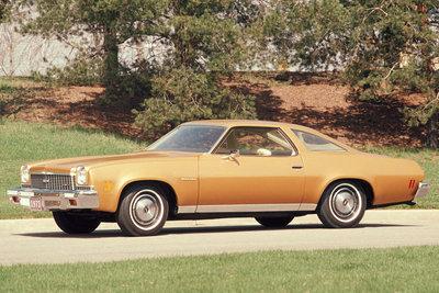 1973 Chevrolet Malibu 2d