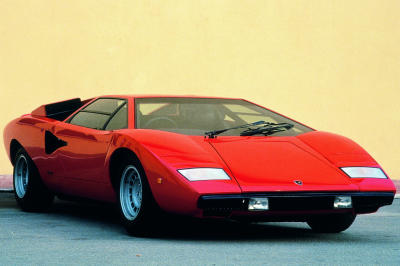 1973 Lamborghini Countach LP 400