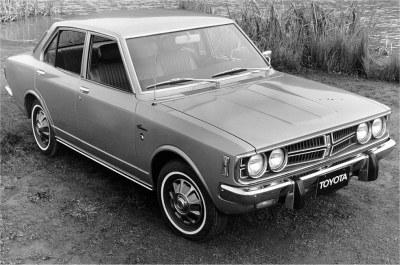 1973 Toyota Corona 4-door