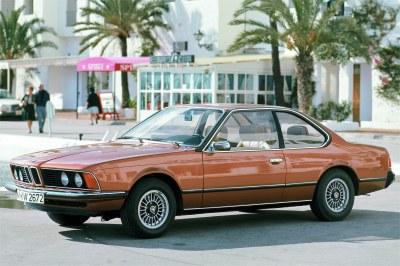 1976 BMW 6 Series