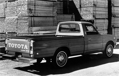1976 Toyota Pick-Up long bed