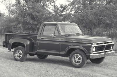 1977 Ford F100 Custom