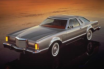 1977 Ford Thunderbird