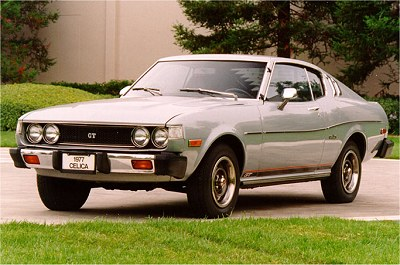1977 Toyota Celica