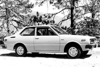 1977 Toyota Corolla 2-door