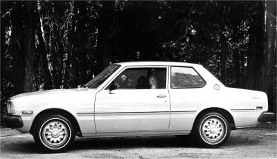 1977 Toyota Corona 2-door