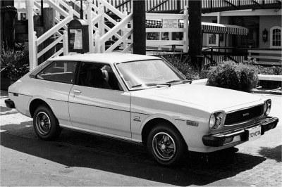 1979 Toyota Corolla SR-5 Liftback