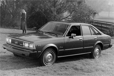 1979 Toyota Corona Liftback