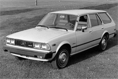 1979 Toyota Corona Wagon