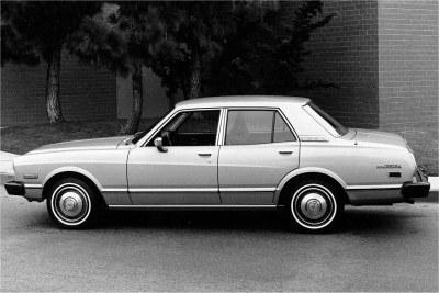 1979 Toyota Cressida 4-door