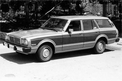 1979 Toyota Cressida Wagon