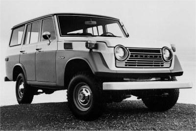 1979 Toyota Land Cruiser Wagon