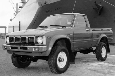 1979 Toyota 4x4 Pick-Up