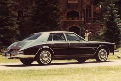 1980 Cadillac Seville Elegante