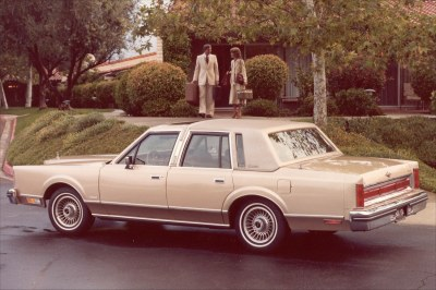 1981 Lincoln Town Car