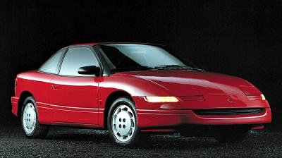 1982 Saturn Coupe Concept