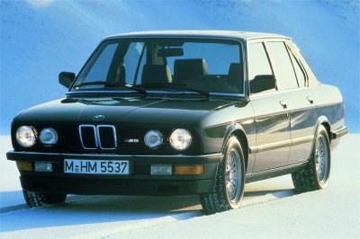 1984 BMW M5
