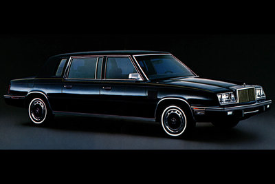 1984 Chrysler Executive