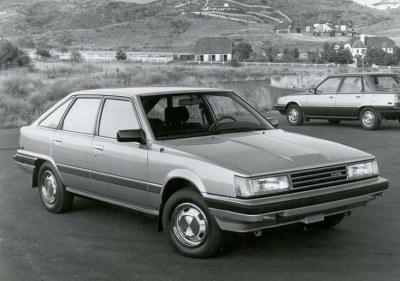 1984 Toyota Camry LE Liftback