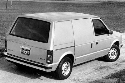 1988 Dodge Mini Ram Van pictures