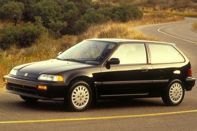 1985 Honda Civic Si
