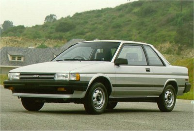 1985 Toyota Camry coupe