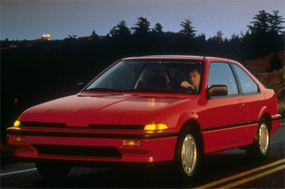 1986 Acura Integra Coupe