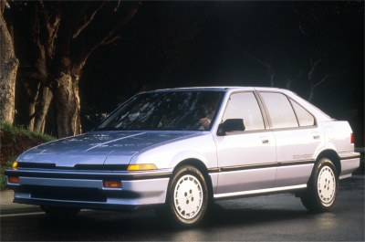 1986 Acura Integra RS 5 door