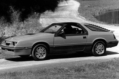 1986 Chrysler Laser XT