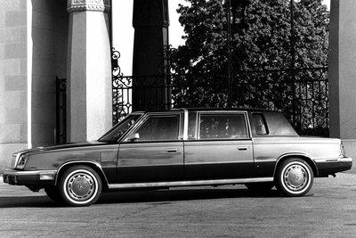 1986 Chrysler Limousine