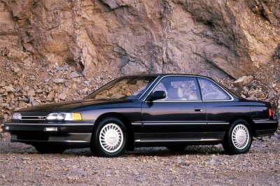 1987 Acura Legend Coupe
