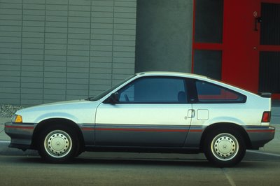 1987 Honda CRX HF