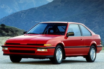 1988 Acura Integra LS