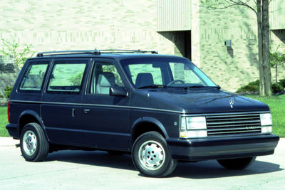1988 Plymouth Voyager / Grand Voyager