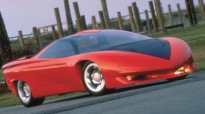 1988 Pontiac Banshee Concept