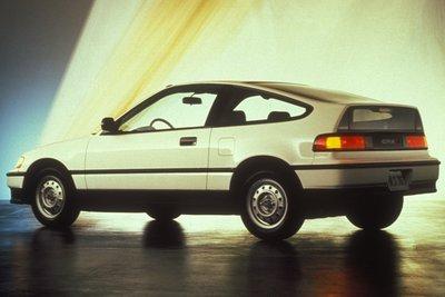 1990 Honda CRX HF