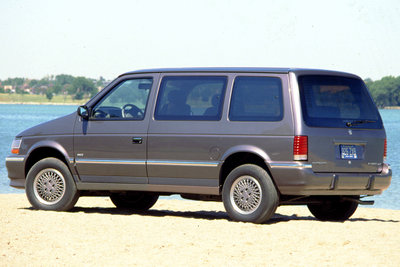 1991 Plymouth Voyager / Grand Voyager