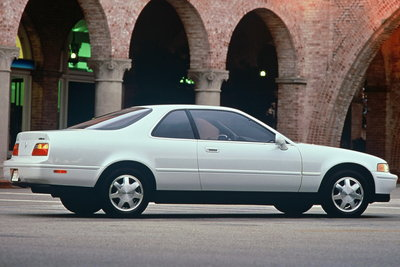 1992 Acura Legend coupe