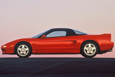 Acura  on 1992 Acura Nsx Information