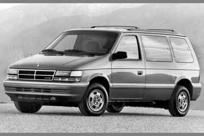 1992 Dodge Caravan