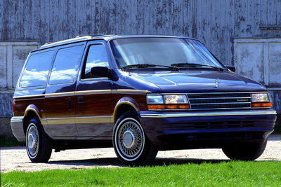 1992 Plymouth Voyager / Grand Voyager