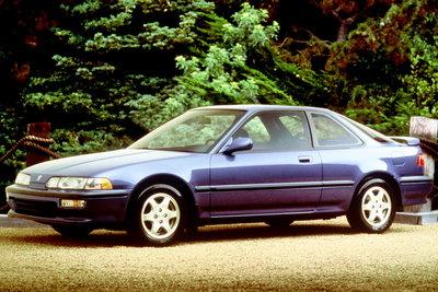 1993 Acura Integra 3d