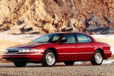 1994 Chrysler New Yorker