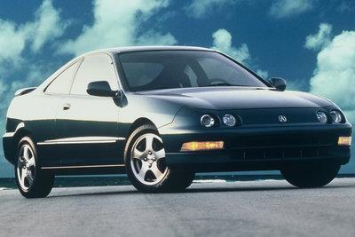 1995 Acura Integra 3d