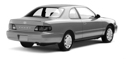 1996 toyota camry coupe information velocity automotive journal