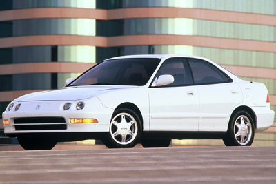 1996 Acura Integra sedan