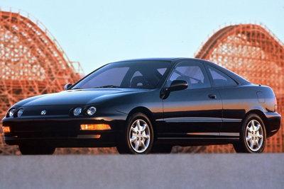 1997 Acura Integra 3d